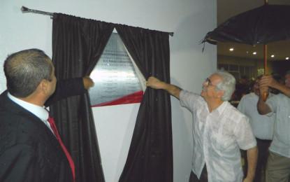 Inauguran nueva sede de la presidencia municipal
