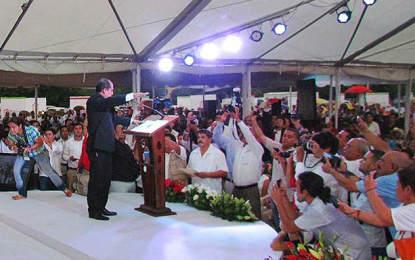 José Góme Pérez asume la Presidencia Municipal de Bahía de Banderas