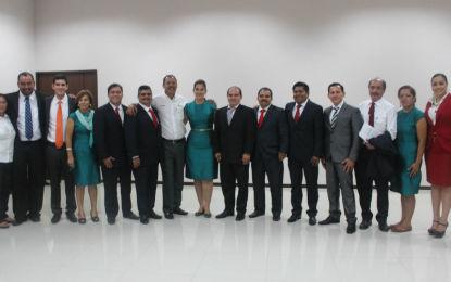 Integran comisiones edilicias en el IX Ayuntamiento