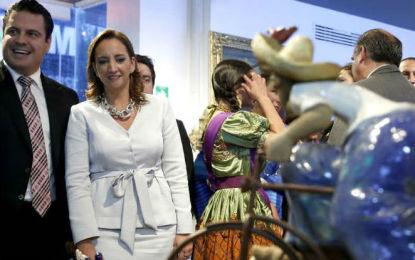 Turismo, prioritario y estratégico: Claudia Ruiz Massieu