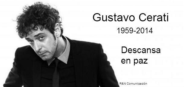 Gustavo Cerati «cierra la persiana»