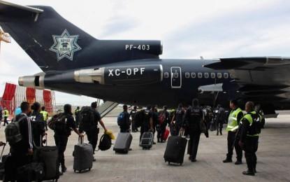 Puente aéreo rescata a más de 18 mil turistas varados en BCS