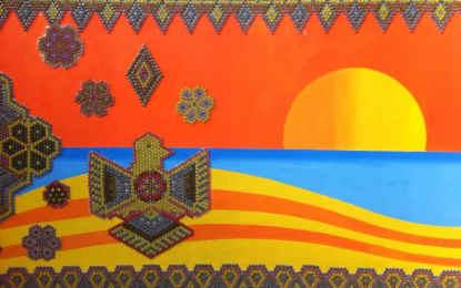 Arte colectivo en las Fiestas Patronales de San Pancho