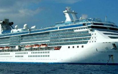 Arribará por primera vez a Puerto Vallarta el crucero Coral Princess