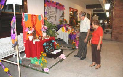 Presenta PV programa para festejar el Día de Muertos