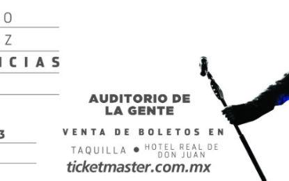 Aplican 2×1 en boletos para concierto de Alejandro Fernández