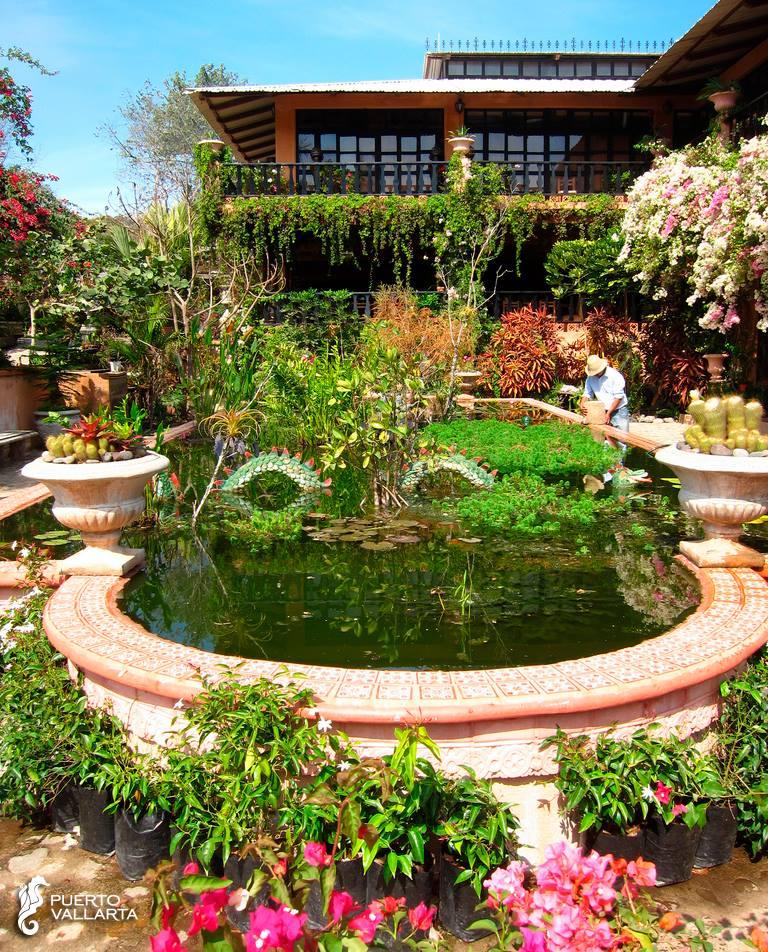 On bahia magazine destinos otorgan premio iniciativa for Restaurante jardin botanico