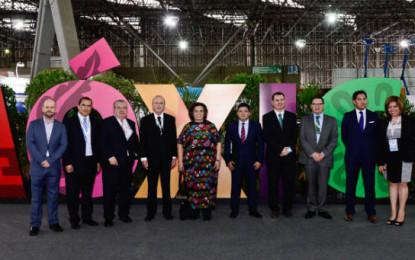 Riviera Nayarit intensifica promoción en Brasil