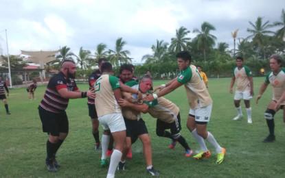 Lagartos Rugby Club de Bahía de Banderas asciende a la Primera Fuerza