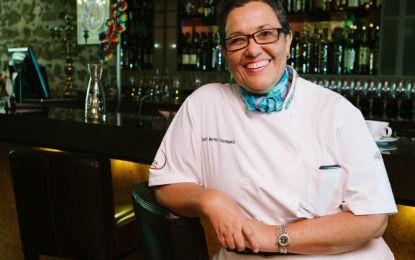 Chef Betty Vázquez, apasionada embajadora de Riviera Nayarit