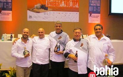 Promueven a Vallarta-Nayarit con gastronomía