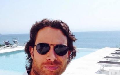 El actor Sebastián Rulli visita la Riviera Nayarit
