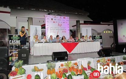 Fusionan Gastrononía y Turismo en Vallarta-Nayarit Gastronómica 2014