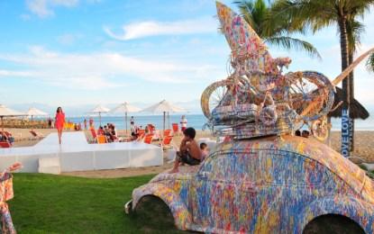 Moda, belleza y Tequila Patrón, en la Party Beach de Eva Mandarina