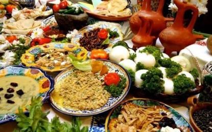 Proyectan a México con el Foro Mundial de la Gastronomía