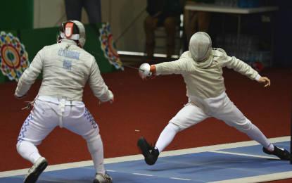 Nayarita gana medalla de plata en Esgrima por Equipos