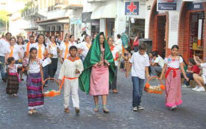 Peregrinaciones Guadalupanas, tradición y devoción de Puerto Vallarta