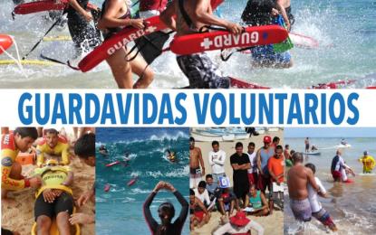 """Se buscan """"Guardianes de la Bahía"""": ofrecen curso gratuito para guardavidas"""