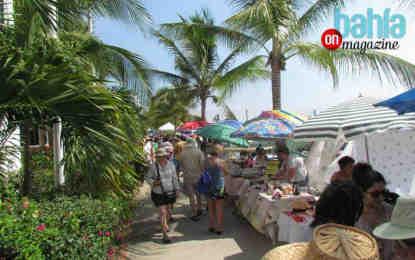 De martes a domingo, los Farmer's Markets están en Riviera Nayarit