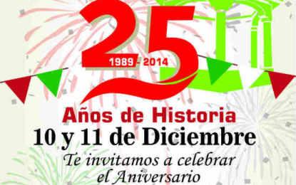 Invita alcalde a celebrar 25 Años de Historia de Bahía de Banderas