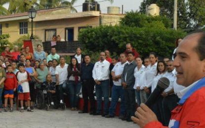 Cumple 100 días gobierno de Bahía de Banderas 2014-2017