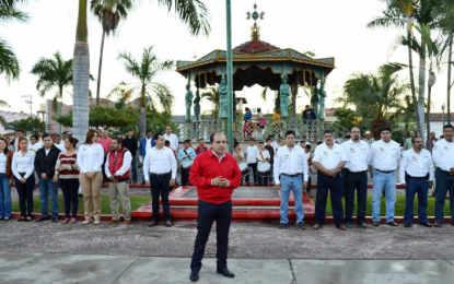 Inician festejos por el 25 Aniversario de Bahía de Banderas