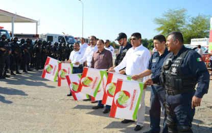 Bahía de Banderas arranca operativo Blanca Navidad 2014