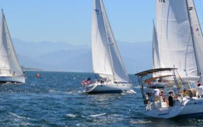 Riviera Nayarit inicia el año con el Vallarta Cup Race Series