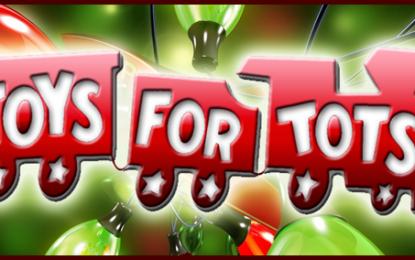 Toys For Tots celebra 16 años generando sonrisas