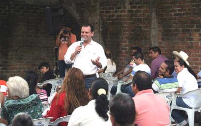 Refrendan priistas su confianza en Andrés para encabezar proyecto político
