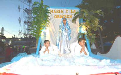 Inician fiestas de Bucerías en honor de Nuestra Señora de la Paz