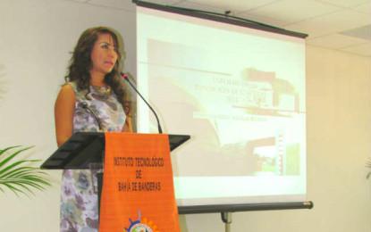 Presenta Angélica Aguilar Informe de Rendición de Cuentas 2014 del TEC Bahía
