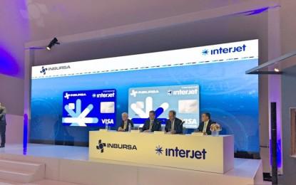 Interjet e Inbursa lanzan tarjeta de crédito para viajeros