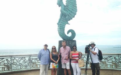 Tendrá Vallarta proyección en la televisión colombiana