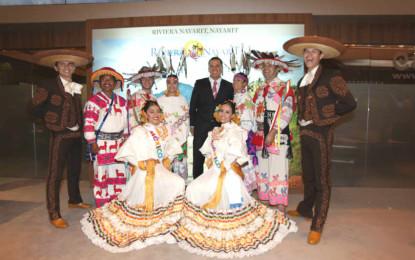 Nayarit y su excelencia, presente en la FITUR 2015 de Madrid