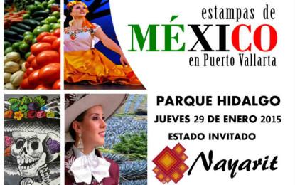 """Riviera Nayarit estará presente en """"Estampas de México"""" en PV"""