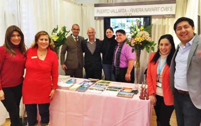 Puerto Vallarta enamoró a parejas en el Wedding Salon de Nueva York