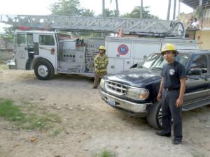 La Coordinación Municipal de Protección Civil y Bomberos realiza recorridos por zonas vulnerables.