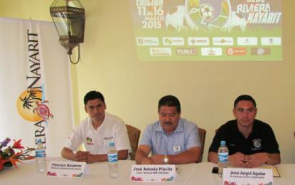 Lanzan convocatoria para la Copa Bahía en Riviera Nayarit