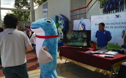 TEC Bahía presente en la Expo-Profesional Marista 2015