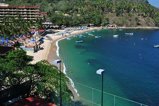 Puerto Vallarta, uno de los 40 lugares para olvidarse del frío