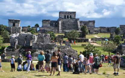 Pronostica OMT crecimiento del Turismo Internacional a 4% este año