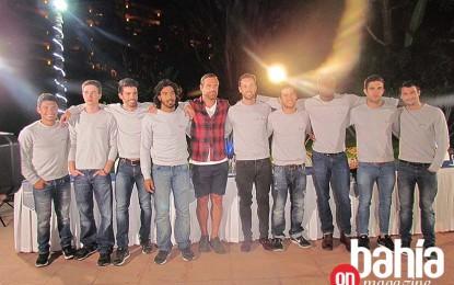 En Puerto Vallarta, el reality show Invictus de Paco Rabanne