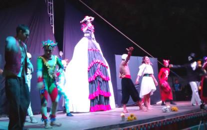 Gran cierre del 10° Festival Artístico y Cultural de Guayabitos