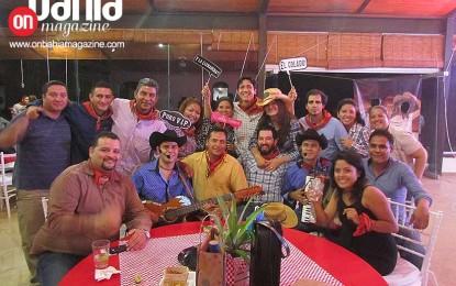 Fiesta Vaquera para Israel Díaz Pelayo, en su cumpleaños