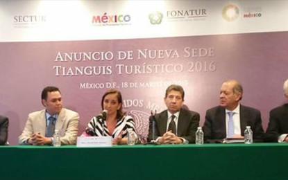 """Guadalajara, sede del """"Tianguis Turístico más mexicano"""" en 2016"""
