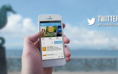 #PuertoVallarta invita a su «Twitter Party» en el malecón