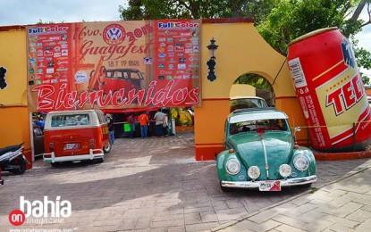 "Gran fiesta ""vochera"" en el Guayafest 2015 de Rincón de Guayabitos"