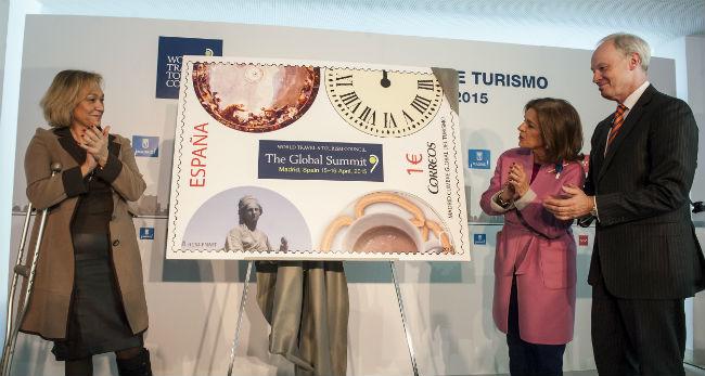Inicia la Cumbre Mundial de Turismo en Madrid
