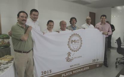 Mismaloya, en Puerto Vallarta, recibe certificación Playa Limpia